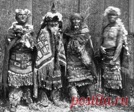 Русско-индейская война: почему о ней не принято говорить