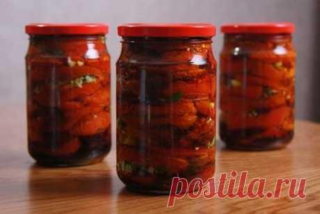 15 супер-рецептов из помидоров. .