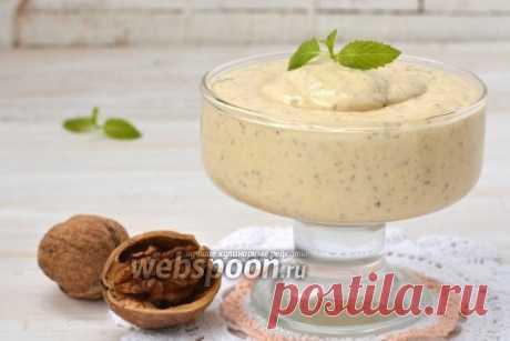 Карамельно-ореховый крем на сметане рецепт с фото, как приготовить на Webspoon.ru