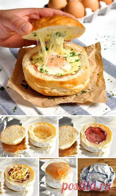 10 most tasty breakfasts in 15 minutes