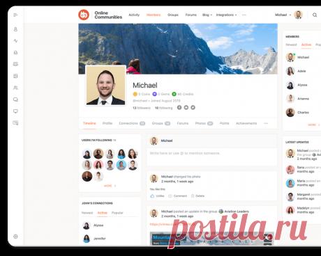 BuddyBoss Platform - теперь на Русском языке BuddyBoss Platform (на Русском языке) добавляет в WordPress функции сообщества. Профили участников, ленты активности, личные сообщения, уведомления и многое другое!