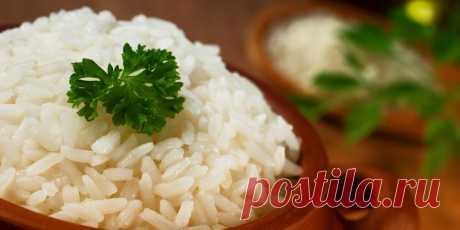 Как варить рис: основные правила и секреты - Лайфхакер