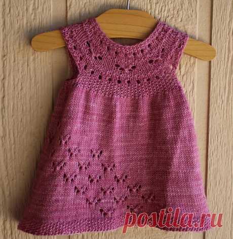Flutter of Butterflies Knitting pattern by Taiga Hilliard Designs