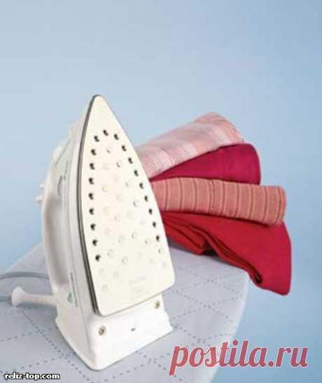 Как почистить утюг в домашних условиях   Soveti o tom kak vse prosto sdelat