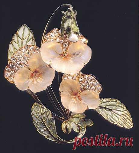 Рене Лалик. Волшебно красивые украшения — Рукоделие