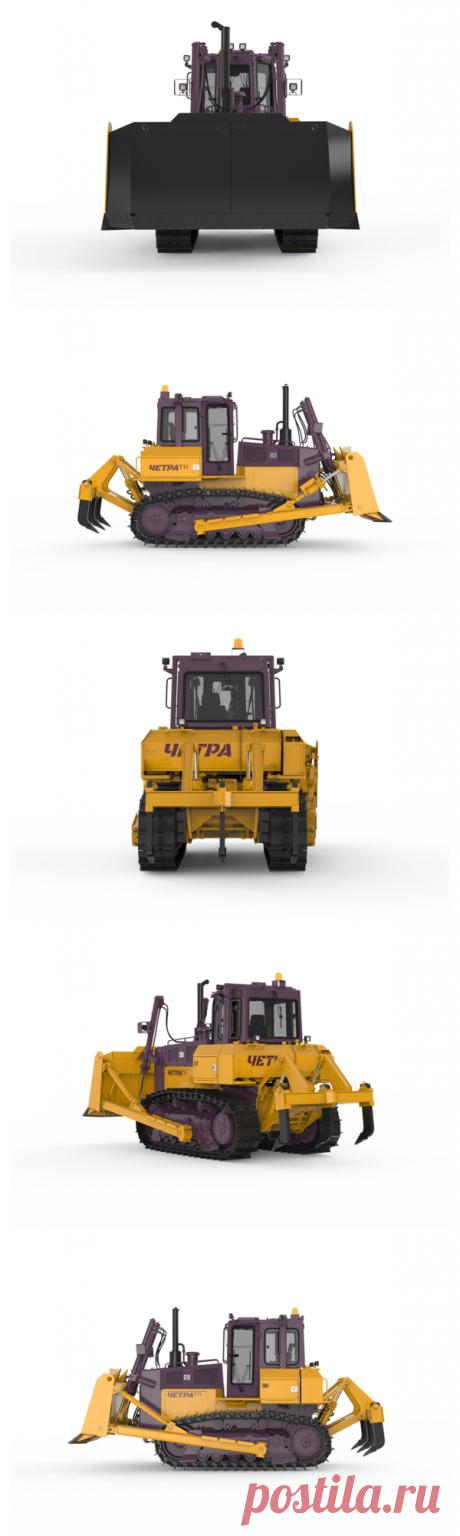 Купить бульдозер ЧЕТРА Т11 в Минске | Бульдозеры ЧЕТРА Т 11, технические характеристики, фото, цена