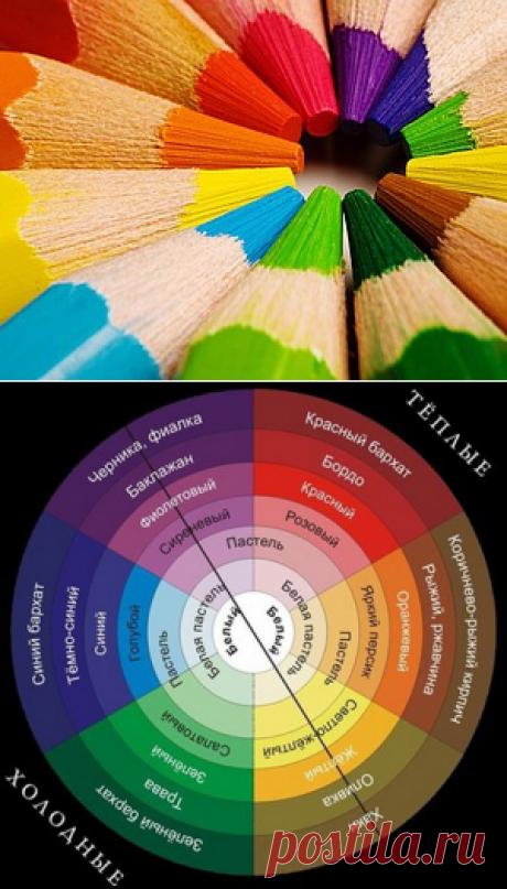 Как гармонично сочетать цвета в работах. Рекомендации для начинающих - Ярмарка Мастеров - ручная работа, handmade
