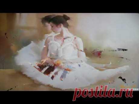 """Петр Ильич Чайковский. Вальс цветов из балета """"Щелкунчик""""."""