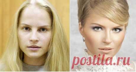 Ловкость рук и никакого мошенничества: чудеса макияжа от визажиста из Санкт-Петербурга