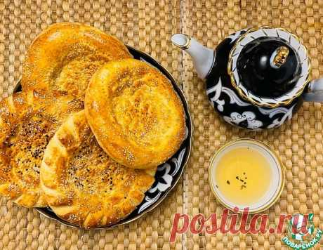 Настоящие Узбекские лепешки на молоке – кулинарный рецепт