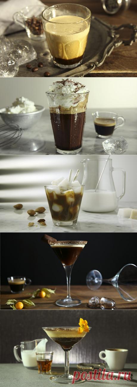 7 освежающих летних напитков и десертов для любителей кофе | Вкусные рецепты | Рецепты