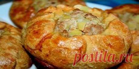 Татарские пирожки: невероятно вкусный рецепт моего дядюшки! | NashaKuhnia.Ru