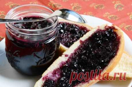 Как приготовить джем из ягод ирги на зиму: рецепты заготовок