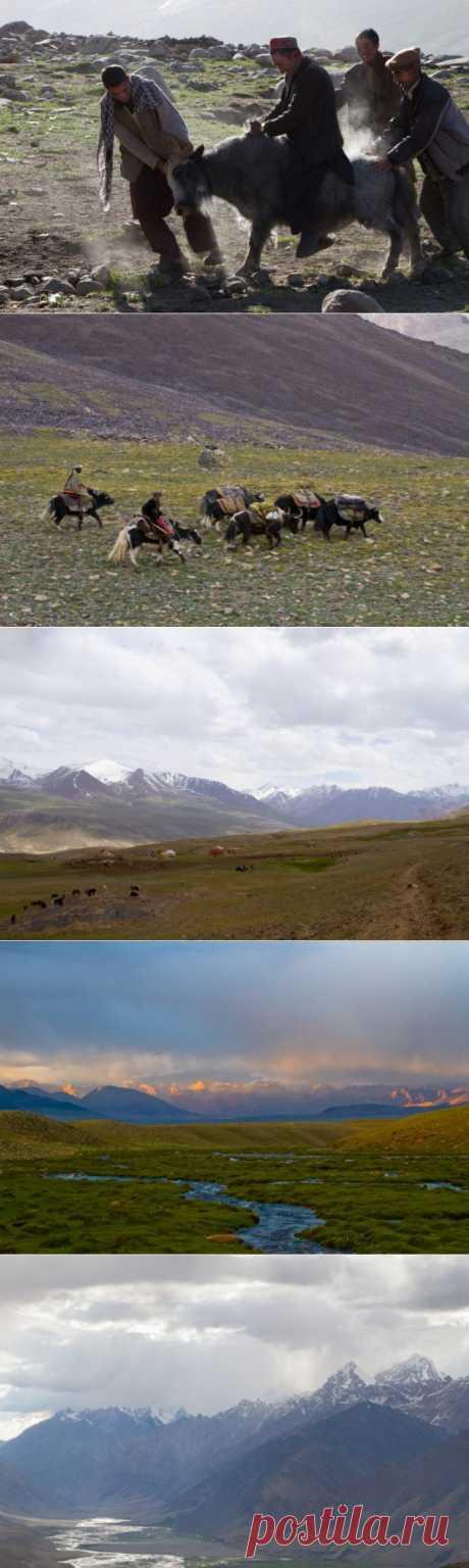 (+1) тема - Киргизы афганского Памира: из настоящего — в прошлое (35 фотографий) | ТУРИЗМ И ОТДЫХ