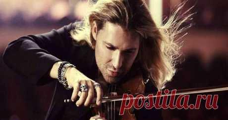 «Чардаш» в исполнении самого быстрого скрипача в мире — Дэвида Гарретта Читать далее...