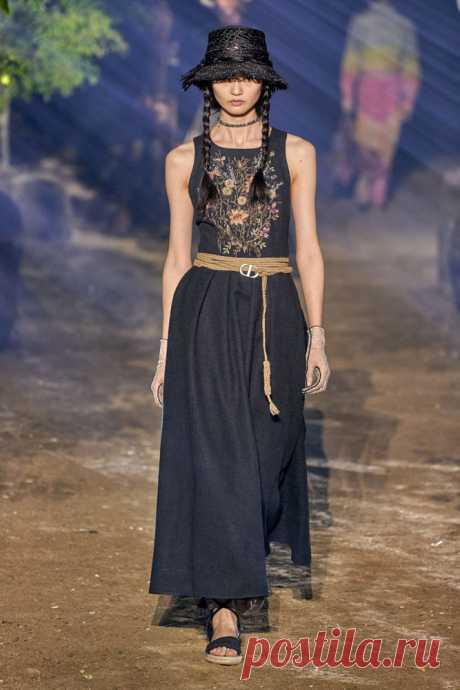 Экология во всём! Коллекция Dior весна-лето 2020 | Журнал Ярмарки Мастеров