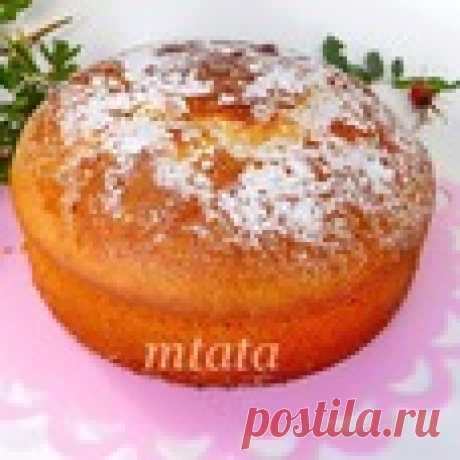 Итальянский пирог Кулинарный рецепт