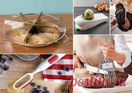 Готовь с удовольствием! 30 гениальных изобретений для кухни — Вкусные рецепты