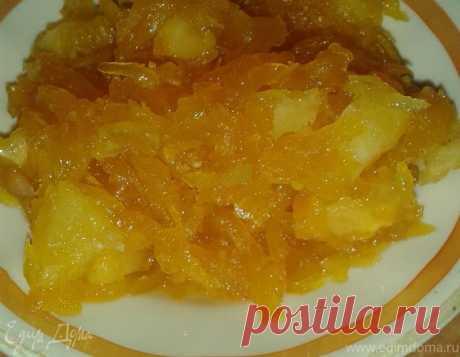 Конфитюр из тыквы с апельсином и лимоном | Официальный сайт кулинарных рецептов Юлии Высоцкой