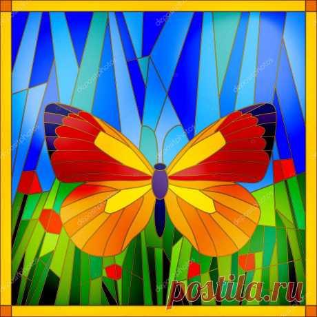 ᐈ Витражи шаблоны - векторные изображения, рисунок витражи > скачать на Depositphotos®