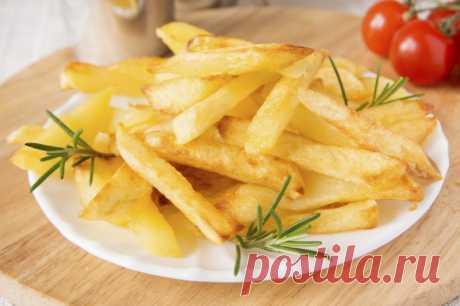 Жарим картошку: 12 секретов идеальной корочки — Полезные советы