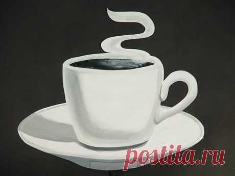 """Мы входим в одно из кафе рядом с вокзалом. За нами входят два человека и говорят: «Пять кофе! - два мы выпьем сейчас, а три подвешены в воздухе». Идут платить и платят за пять кофе. Затем выпивают свои два и уходят. Я спрашиваю Де Сику: """"Что это за подвешенный кофе?"""" Он говорит: «Подожди». Потом входят другие люди: девушки пьют свой кофе и платят нормально. Далее входят три адвоката, заказывают семь кофе: «Три мы выпьем, а четыре подвешенных». Платят за семь, пьют свои три и уходят.…"""
