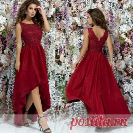Красивое платье Каскад : романтичное кружевное. Скидка всем. Доставка.