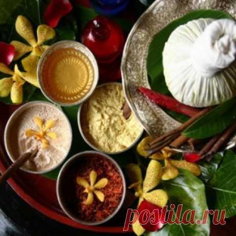 Las recetas de oro de Ayurvedy de 100 enfermedades