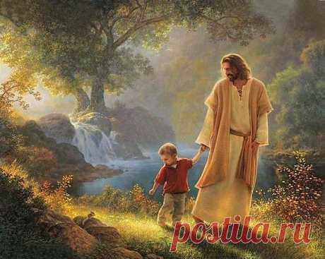любовь Иисуса