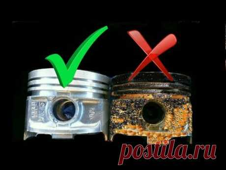 How to update the car engine without repair by the hands, the test of raskoksovka