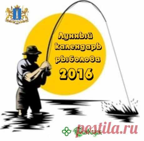 Лунный календарь рыболова 2016. Благоприятные дни для рыбалки на 2016 год?