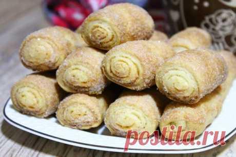 Невероятно вкусное хрустящее печенье - СУПЕР ШЕФ