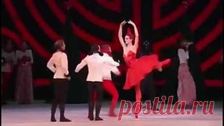Если Вы думаете, что балет это всегда серьезно, то посмотрите этот ролик!