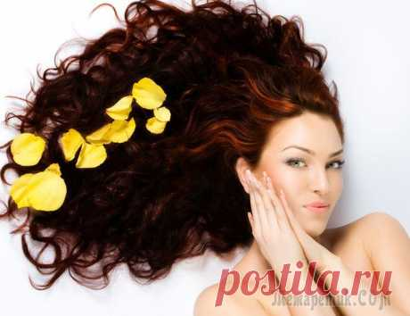 6 способов для усиления роста волос
