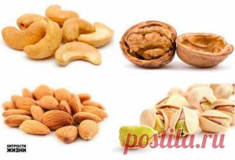 Чем орехи полезны для здоровья