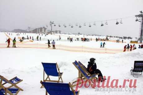 Буковель 2012. 2. Горные лыжи