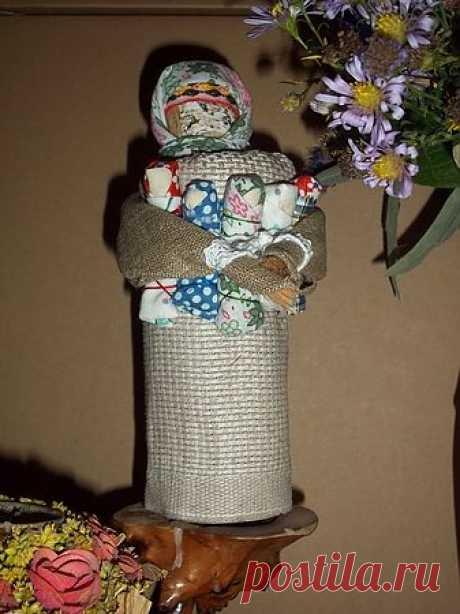 Кукла Московка. Фото МК / Разнообразные игрушки ручной работы / PassionForum - мастер-классы по рукоделию