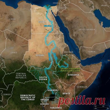 О географии реки Нил | Популярная наука | Яндекс Дзен