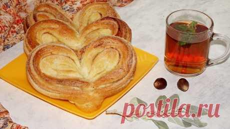 Плюшки сердечки с сахаром рецепт с фото - 1000.menu