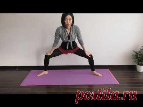 Как уменьшить талию, укрепить спину и поясницу: Одно упражнение!