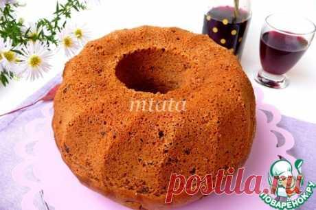 Смородиновый кекс – кулинарный рецепт