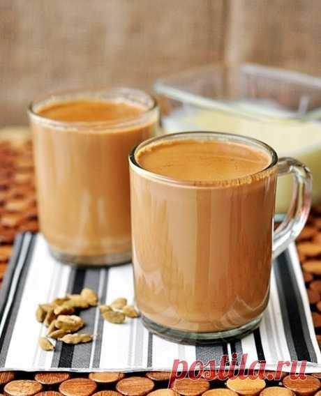 Как приготовить масала чай (молочный чай со специями) - рецепт, ингридиенты и фотографии