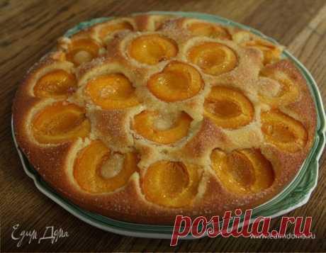 Абрикосовый пирог рецепт 👌 с фото пошаговый | Едим Дома кулинарные рецепты от Юлии Высоцкой