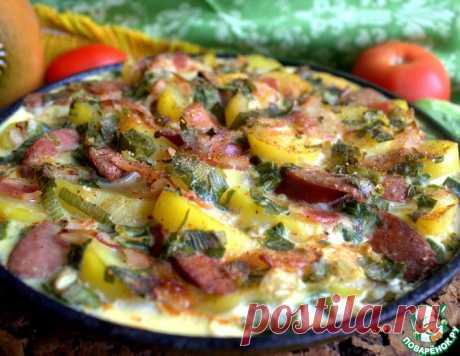 Завтрак фермера – кулинарный рецепт