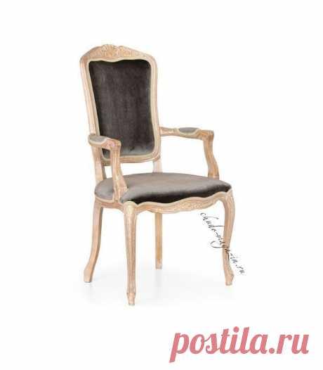 Мягкое кресло с высокой спинкой и подлокотниками Дебора-2: фото, цвета, ткани