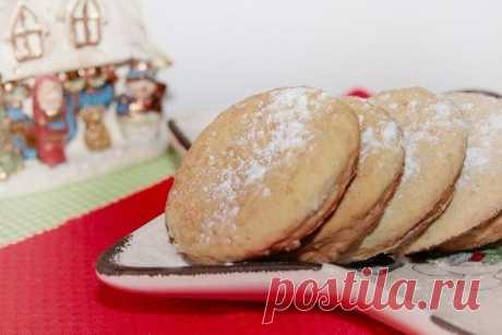 Ароматное яблочное печенье с корицей — готовьте с любовью!