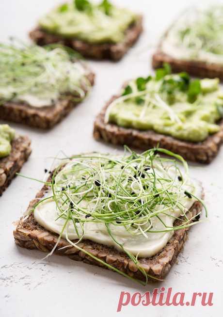 В чем польза микрозелени | Журнал Harper's Bazaar