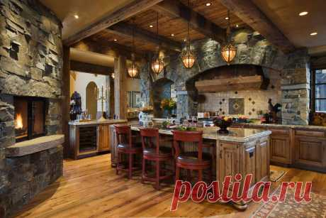 Stone Kitchen Interior Decoration Ideas - Small Design Ideas However, our publication will be devoted exclusively to the aspects of natural or artificial stone kitchen interior decoration ideas of modern premises