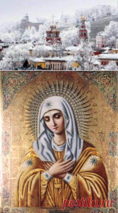 Сны Пресвятой Богородицы-8 | Мир Женщины