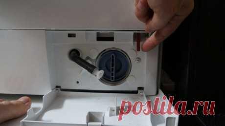 Как открыть заблокированную дверцу стиральной машины